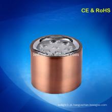 CE ROHS 100MM superfície montada luz de teto levou para casa usando IP44