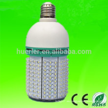 Nuevo diseño de alta calidad 100-240v 12-24v e27 18w 20w 25w 12v bulbo llevado solar 12v del maíz