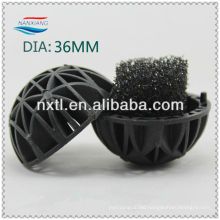 Plastic filter ball for fish pond , aquarium accessories Bio Ball