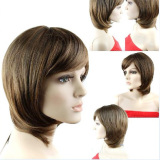 Top fashion short full lace wig