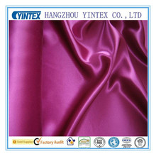 Silk Feel Fabric of Polyester Material