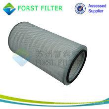 FORST Filtración de Heap Filtro de Celulosa Spun Bonded Filter Air Cartridge