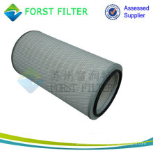 FORST Heap Filtration Cellulose Paper Spun Bonded Filter Air Cartridge