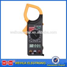 Pince numérique à pince 266FT avec test de température avec fréquence