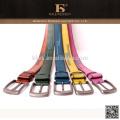 Original promotional fashion genuine women fashion belts