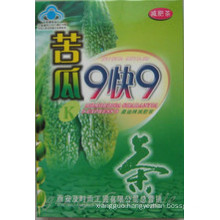 Balsam Pear Loss Weight Slimming Tea, Rapidly Slimming