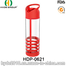 2016 Portable Tritan BPA Free Plastic Water Bottle (HDP-0621)