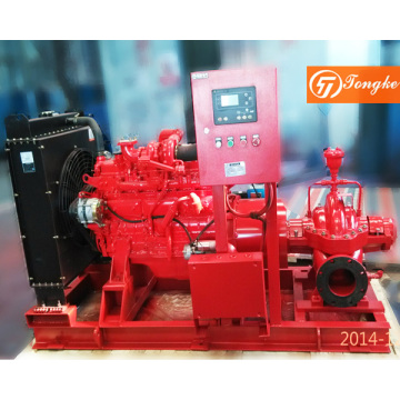 UL Fire Pump Diesel Engine Water Pump Set/Group