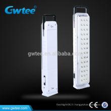 Vendre bien Vente en gros solaire rechargeable led éclairage de secours