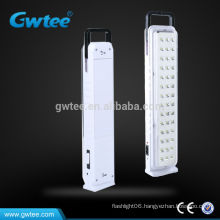 sell well Wholesale solar rechargeable led emergency light