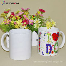 Sunmeta 11OZ Blank Sublimation coating Mugs