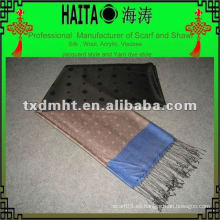 El más nuevo mantón de la bufanda del estilo para el mercado del pavo