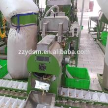 machine à éplucher automatique de noix de cajou populaire