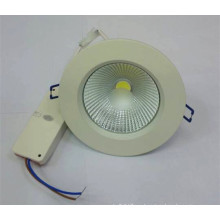 El downlight caliente 3-30w AC100-240V de la COB del huerler de la venta con CE y ROHS cob llevó crece la luz