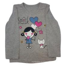 Spring Kids Girl camiseta en ropa de niños