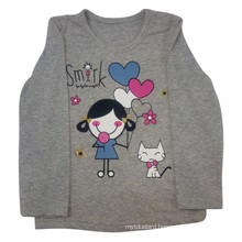 Spring Kids Girl T-Shirt in Children Clothing