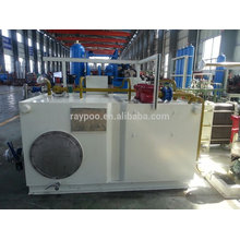 Custom made non standard welding machinery hydraulic station