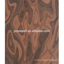 Épaisseur naturelle du placage de palissandre 0.1-5.0mm