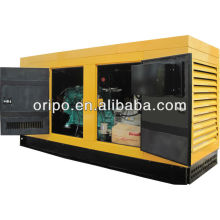 Cummins 6BT5.9-G2 100kva/80kw silent diesel generator set with ac alternator generator