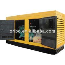 Cummins 6BT5.9-G2 100kva / 80kw silencioso gerador diesel com alternador alternador AC