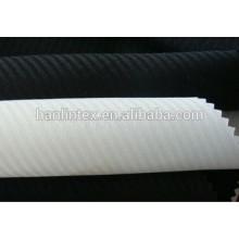 100 poliéster tecido de espinha barato para interlinha