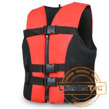 Ballistic Flotation Vest Has Passed USA HP Lab Test