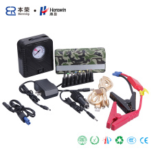 Power Bank with Air Compressor Pump The tyre