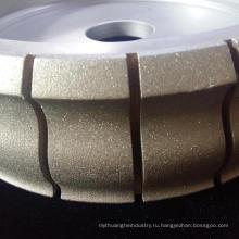 Новый 01 гальваническим электроинструмента абразивные шлифовальные колеса резки камня алмазный полировальником