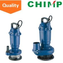 Pompes submersibles remplies d'huile de fournisseur chinois Qdx- (Y) (QDX3-20-0.55 (Y))