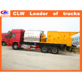 Asphalt Layer Truck 6*4 Asphalt Synchronous Chip Sealer