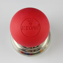 China Cheap price for Rubber Massage Ball custom logo lacrosse ball supply to India Suppliers