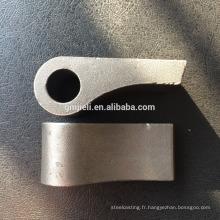 Pièces de moulage précis Accouplement en acier inoxydable / pièces en métal
