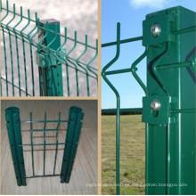 Fábrica de China Directy de los paneles de acero de la cerca del jardín