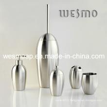 Stainless Steel Bathroom Set (WBS0608A)