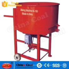 máquina de mistura concreta do misturador elétrico da pintura da mão