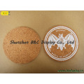 Cork Cup Pad, Cork Placemat, Cork Coaster Set, Cork Coasters (B&C-G074)