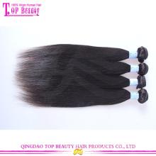 Alta Qualidade Virgem Brasileira Tecer Cabelo Weave Bundles Cabelo ondulado
