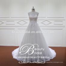 Robe de mariée princesse chaude 2017 plus la taille à la mode perspective robes de mariée pas cher robe de mariée