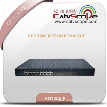 High Performance Csp-1000-8 Epon 8 Port Olt