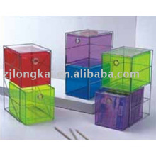 Wholesale metal mesh children stationery gift set holder for kids