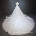 Платье 2018 Китай Гуанчжоу свадебное платье роскошные Свадебные высокое качество белый цвет Паффи Принцесса свадебные платья