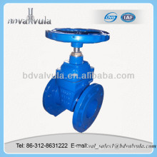 Non-rising Stem gate valve Flange Type Gate Valve