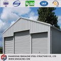 European Modern Certificated Steel Frame Aircraft Hangar