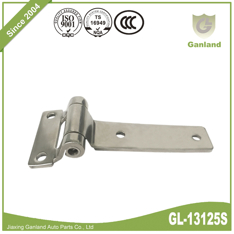Stainless Steel Strap Hinges