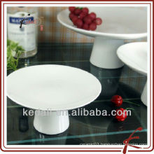 wholesales porcelain cake plate