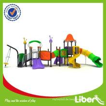 Hochwertige kommerzielle Outdoor Spielplatz Spielsets LE-YY011 Qualität gesichert