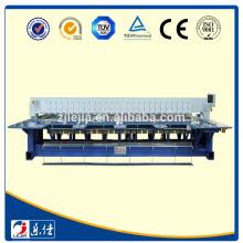 LJ-chenille chainstitch serie comercial equipo bordado máquina