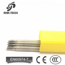 diverse sizes welding electrodes 6013 7018