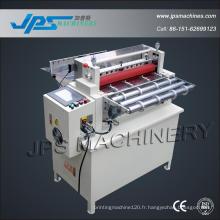Jps-500b Matériel électronique, matériel adhésif, machine de découpe de matériel d'isolation