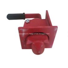 Truck and trailer container twist locks